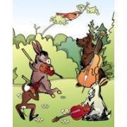 Раскраска Волк и Ягненок - скачать бесплатно