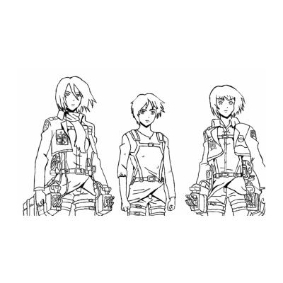 красивые аниме парни