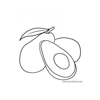 авокадо милое