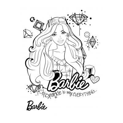 стильная Барби