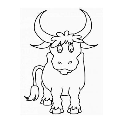 Бык - символ 2021