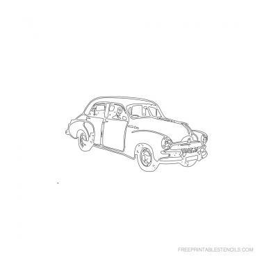 Шаблон машины