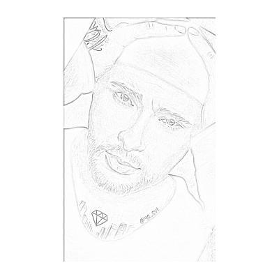 Рисунок Егор Крид