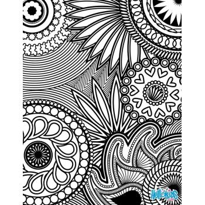 Раскраски для личного дневника - распечатать, скачать бесплатно