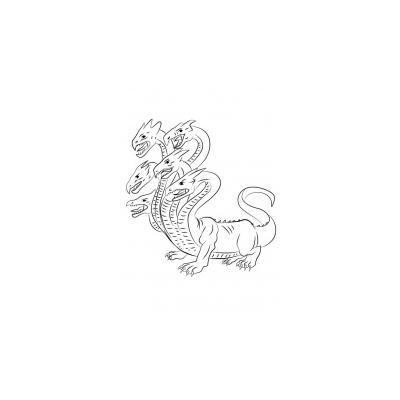 Раскраска персонажи аниматроники ФНАФ