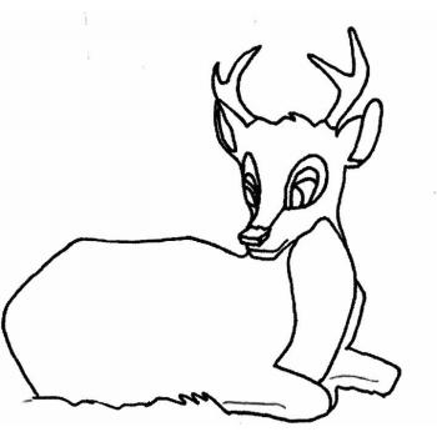 Быстрый олень
