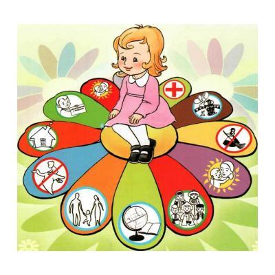 Права детей в картинках