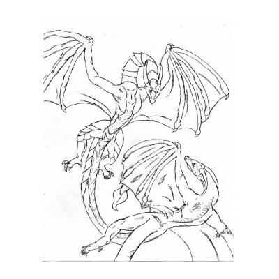 Умный дракон