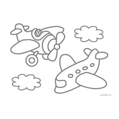 Раскраски для младшей группы детского сада  - распечатать, скачать бесплатно