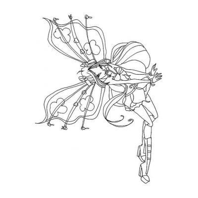 Флора фея Винкс