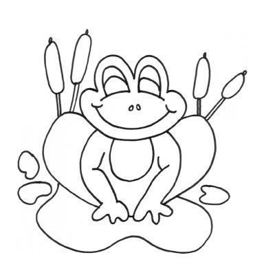 Лягушечка