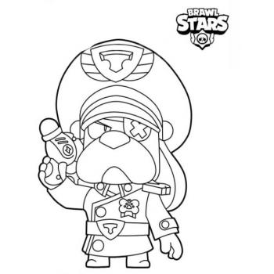 Генерал Гав Бравл Старс