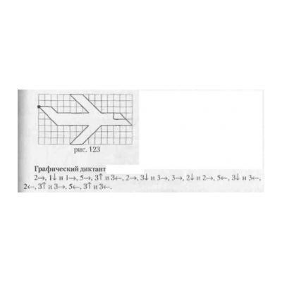Математический диктант 1 класс