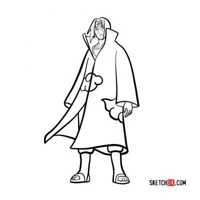 Итачи Учиха ниндзя