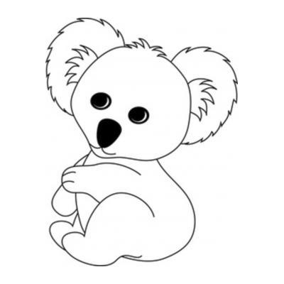 Коала – это сумчатое животное