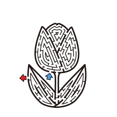 Картинка лабиринт