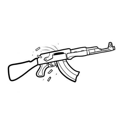 Оружие нерф