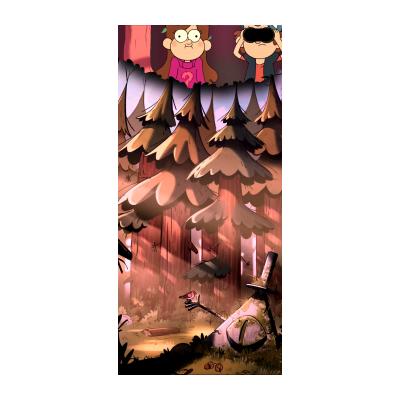 персонажи гравити фолз