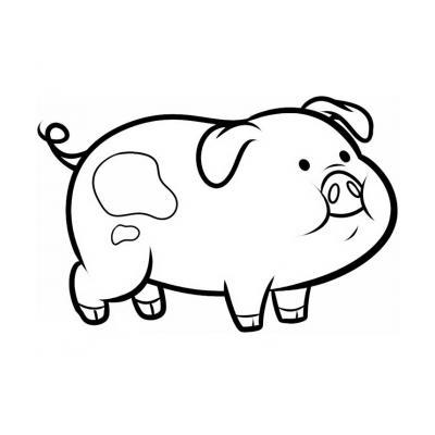 хорошая свинка
