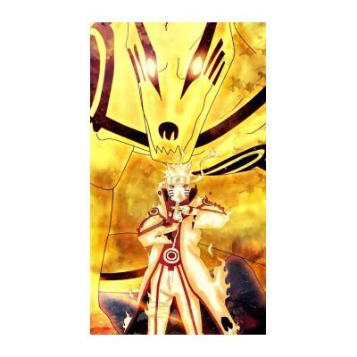 Обои на телефон с героями аниме Наруто