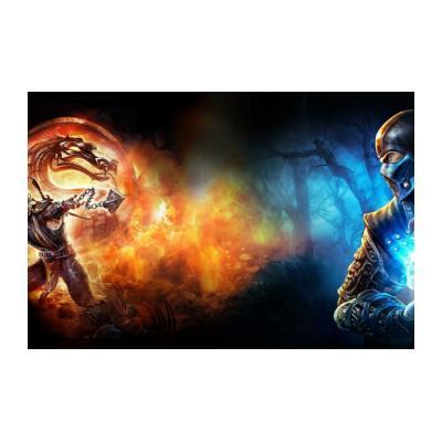 Обои смертельная битва
