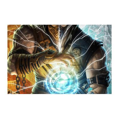 Обои Mortal kombat