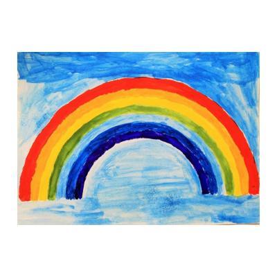 Картинка к сказке придуманной детьми - учениками 1 класса
