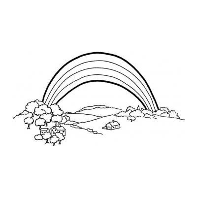 Радуга по цветам