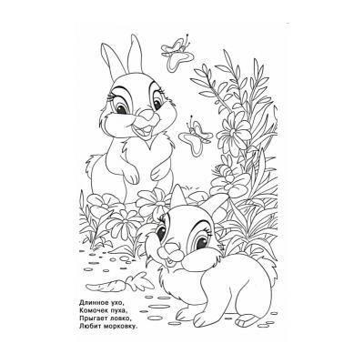 Скачать и распечатать раскраски с загадками для детей