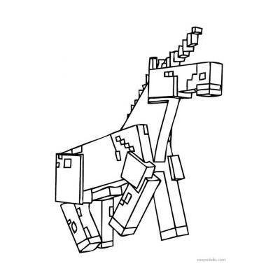 Кубик Майнкрафт