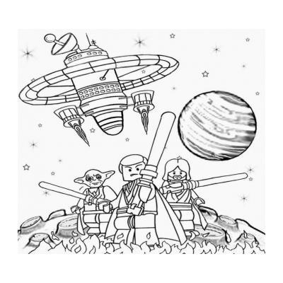 Космонавт и космос