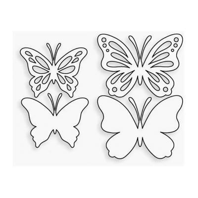 Картинка для оформления бабочка