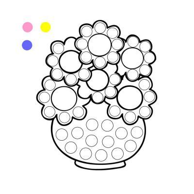 Шаблоны для пальчикового рисования - распечатать, скачать бесплатно