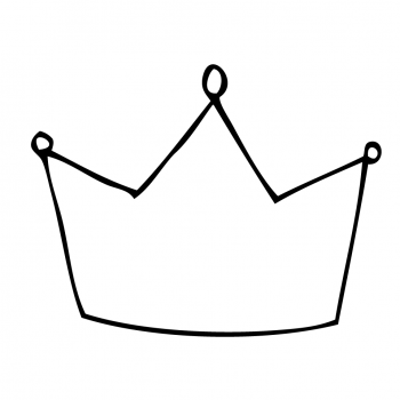 Корона с украшением