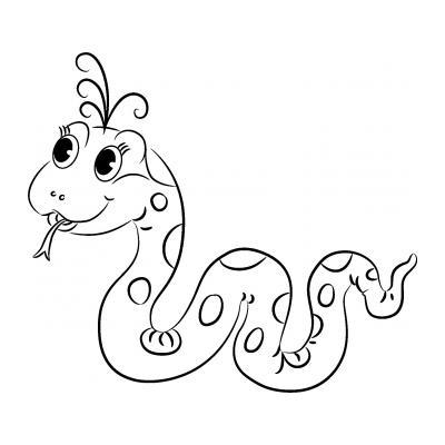 Мудрая змея