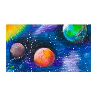 Рисунок Солнечная система