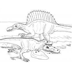 Спинозавры