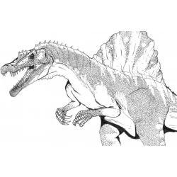 Опасный спинозавр
