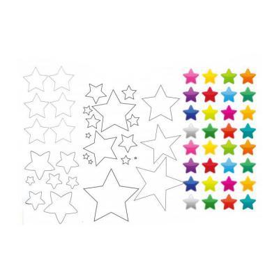 красивая звезда для вырезания