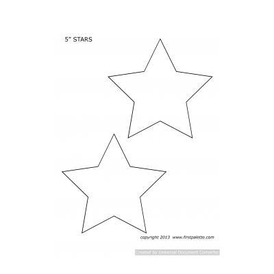 звезда на 23 февраля