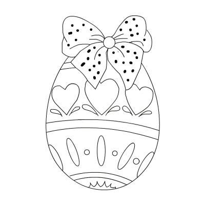 картинка пасхальные яйца