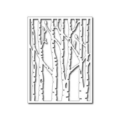 Шаблон дерева из бумаги