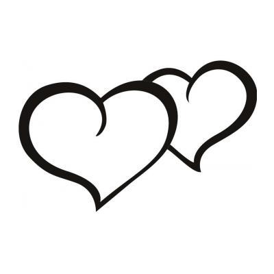 Сердце с текстом для поздравления