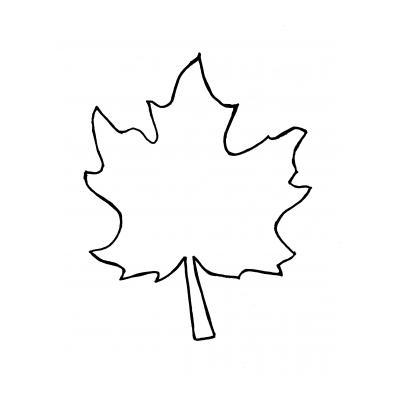 Осенний лист