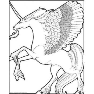 Раскраски Единорог - распечатать, скачать бесплатно