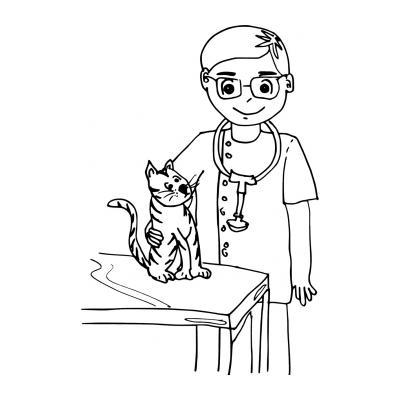 Профессия ветеринар