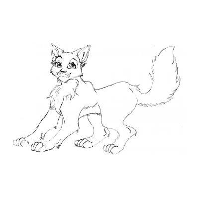 распечатать Кота воителя и раскрасить