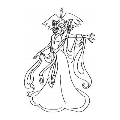 Волшебница Дафна