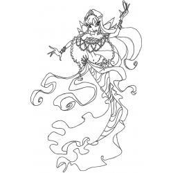 Волшебница Блум